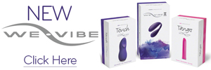 We have the We-Vibe II Plus, New Touch and New Tango Ready to Ship today at Dallas Novelty