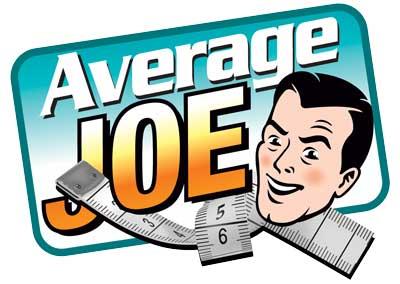 average joe realistic dildo line from Topco