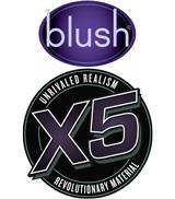 blush novelties X5 for Men realistic sex toys