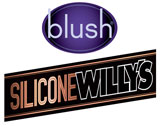 blush novelties Silicone Willy's silicone dildo line