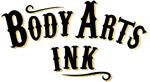 body arts ink temporary body tattoo Jewelry