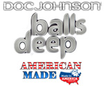 doc johnson balls deep strokers
