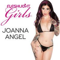 Fleshlight girl joanna angel