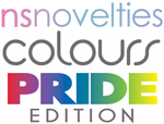 ns novelties colours pride edition dildos