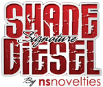 ns novelties shane diesel signature collection
