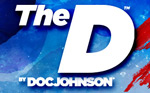 Doc Johnson ragin the d dong collection