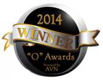 AVN O award winner 2014