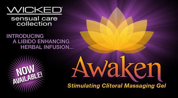 wicked awaken clitoral gel
